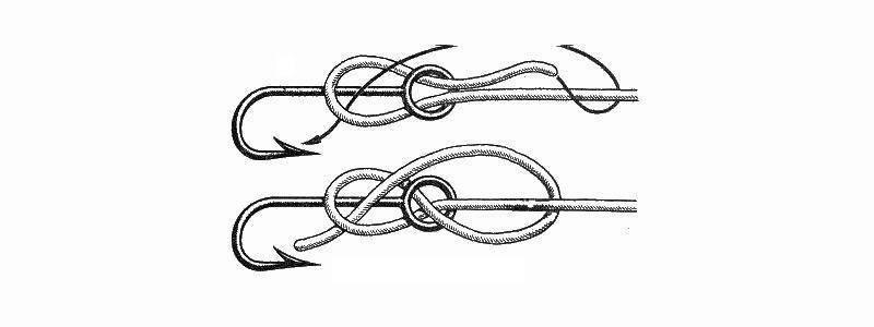 От обычных до секретных узлов: как связать плетенку с леской?
