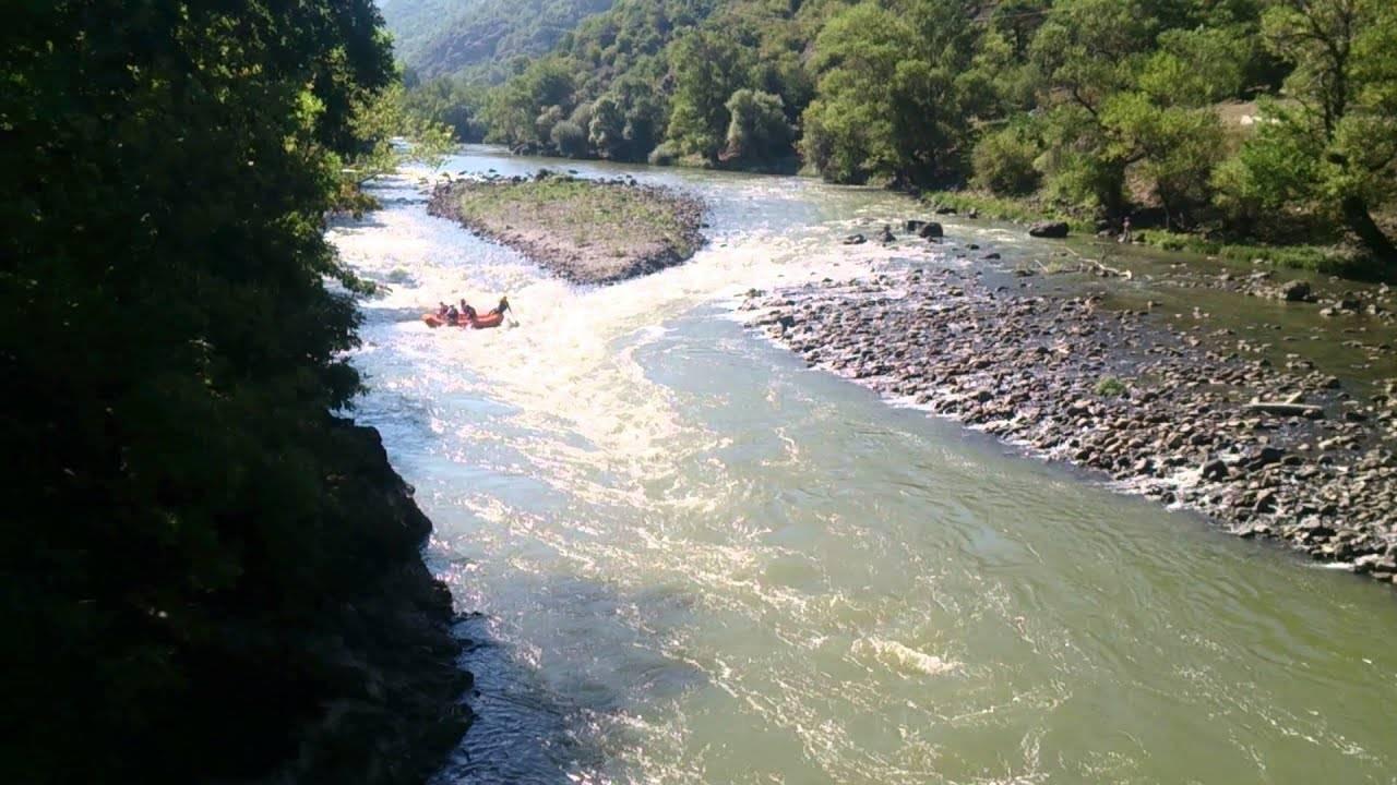 Река кура в грузии: карта, где протекает, фото 2020