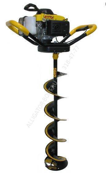 Мотобуры для рыбалки