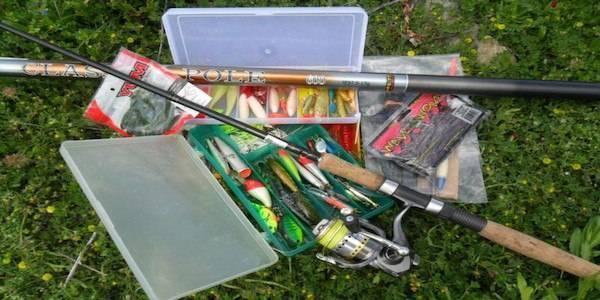 Поход на рыбалку   выбор снаряжения