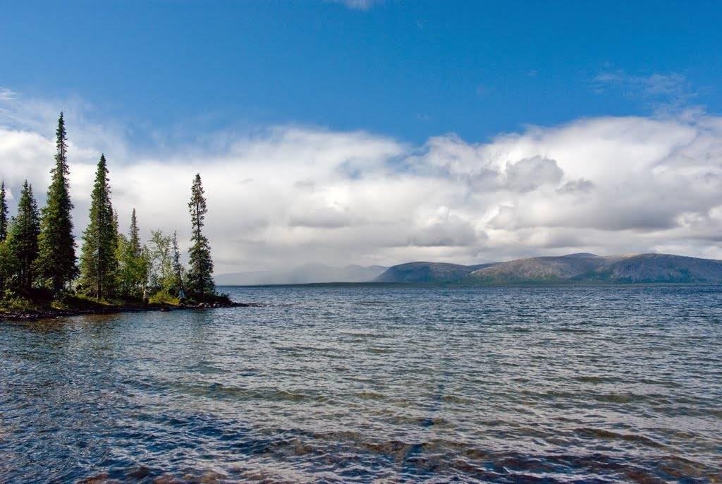 Как мы ездили на отдых и рыбалку на онежское озеро