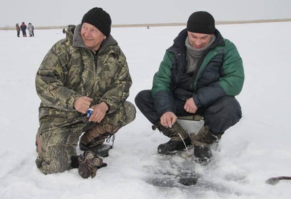 Места для рыбалки в курганской области