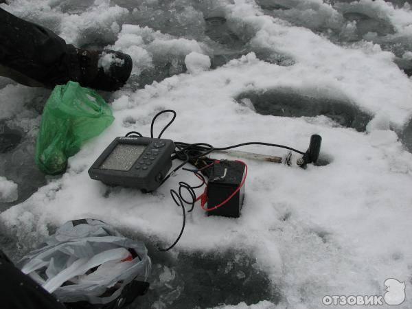Как правильно выбрать эхолот для рыбалки с берега?