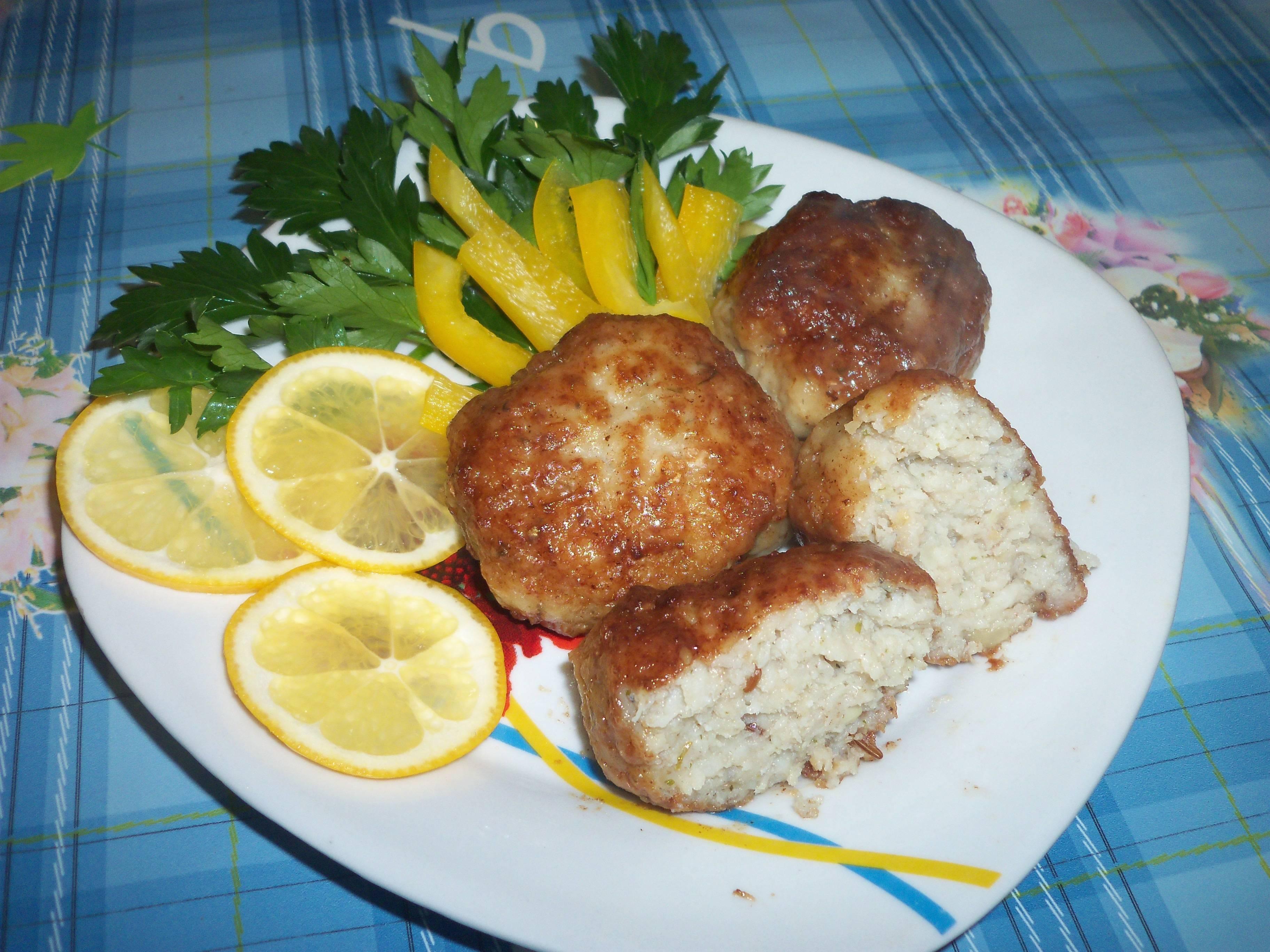Котлеты из щуки: пошаговые рецепты приготовления, как приготовить фарш без сала, фото