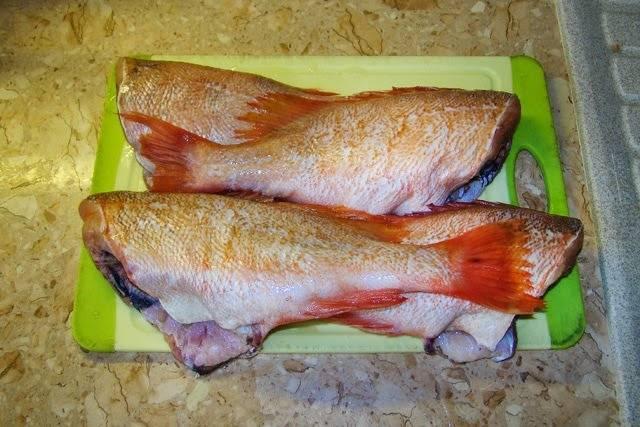Филе морского окуня - рецепты