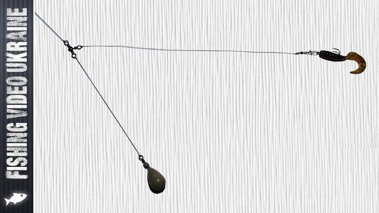 Ловля на отводной поводок: оснастка для рыбалки, ее монтаж. как привязать боковой поводок к основной леске? советы начинающим