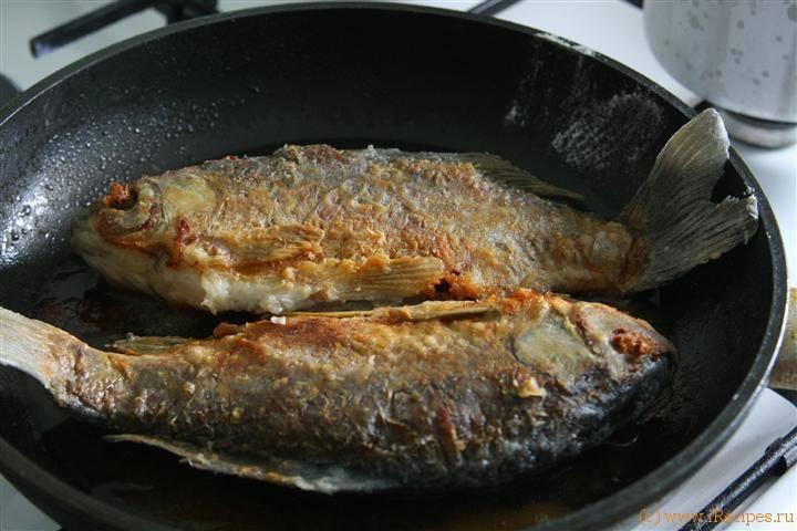 Как правильно жарить рыбу на сковороде, основные ошибки при жарке рыбы
