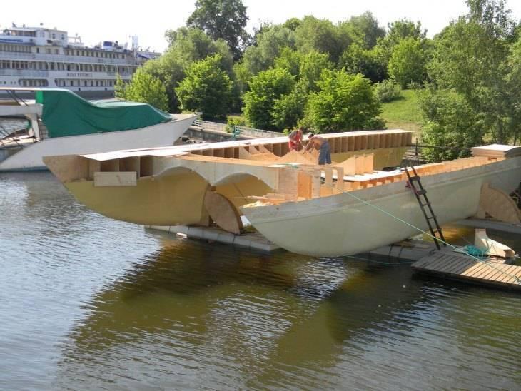 Постройка яхт, как построить яхту своими силами, чертежи яхт, полезные советы, инструменты и материалы для постройки яхт