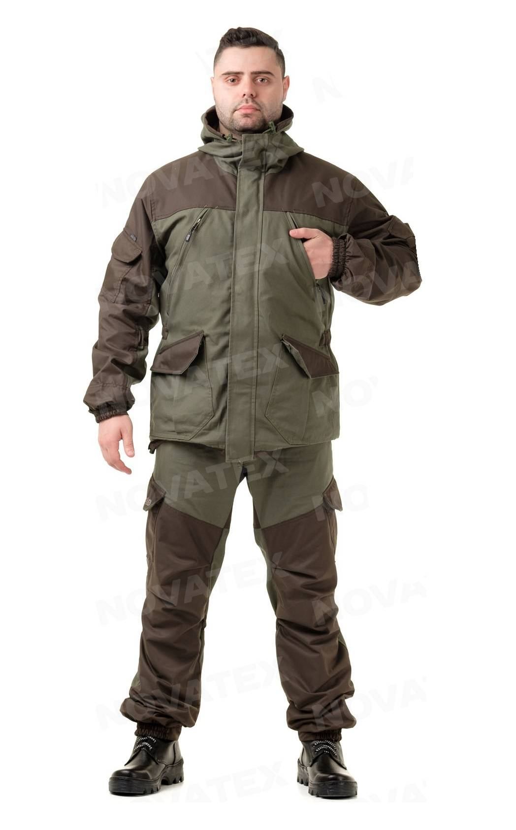 Зимний костюм горка: обзор, характеристики, отзывы