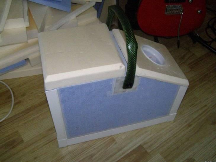 Самый удобный ящик для зимней рыбалки. как сделать его своими руками?