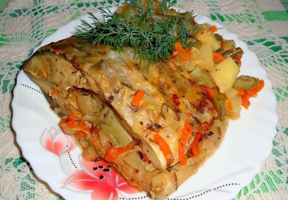 Караси в сметане, жаренные на сковороде – 3 пошаговых фото рецепта вкусной рыбы