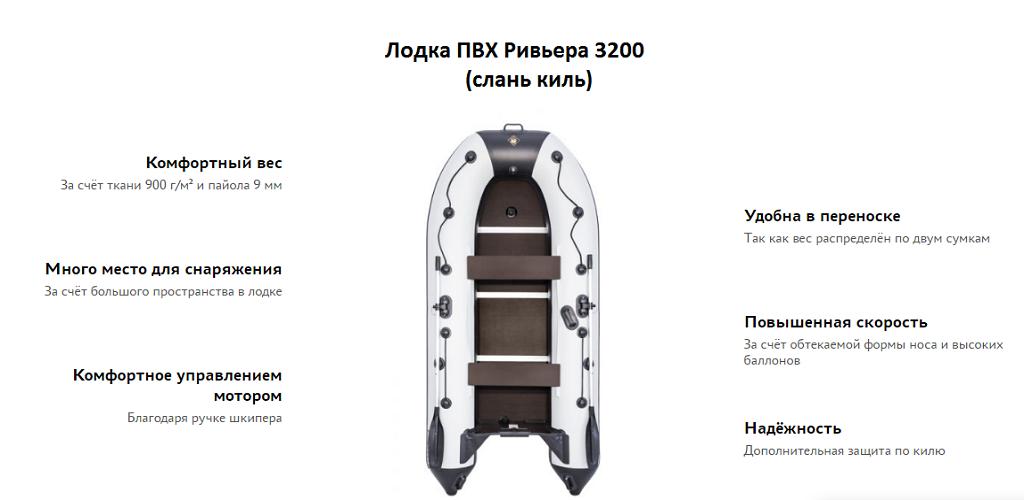 Киль для лодки — lodkavmore