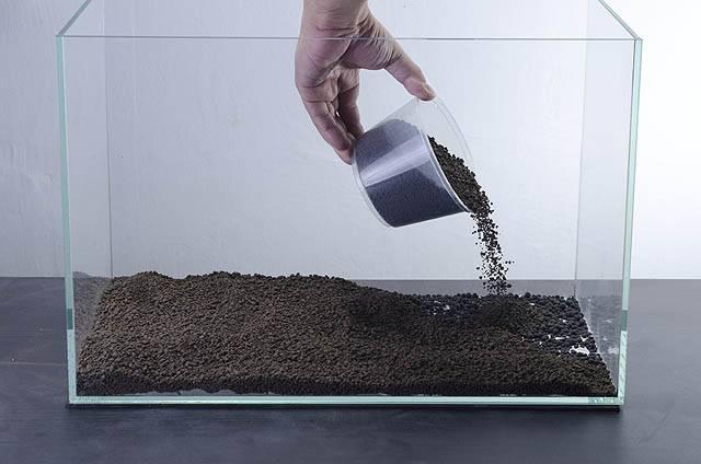 Сколько грунта нужно в аквариум: как узнать точное количество песка, а также примеры расчета для емкости на 30, 100, 120 и 200 литров