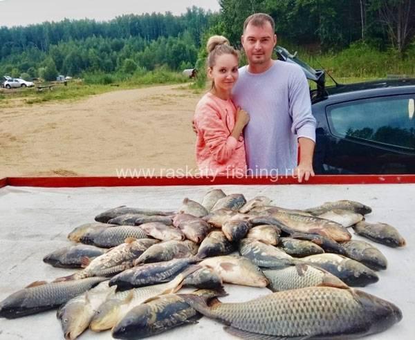 ✅ рыбалка в брехово одинцовский район - danafish.ru