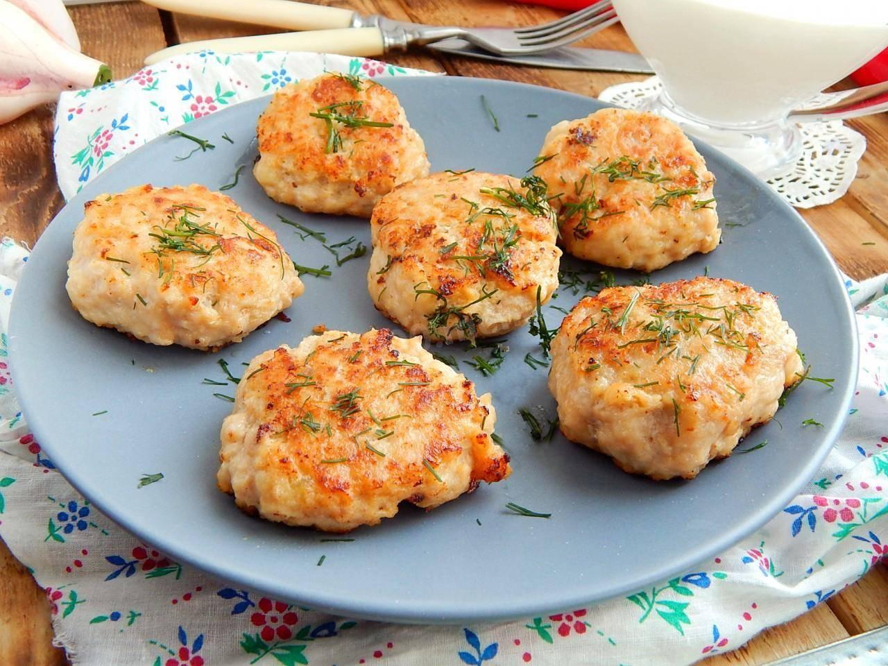 Приготовление рыбных котлет в духовке: рецепт диетических, запечённых, постных