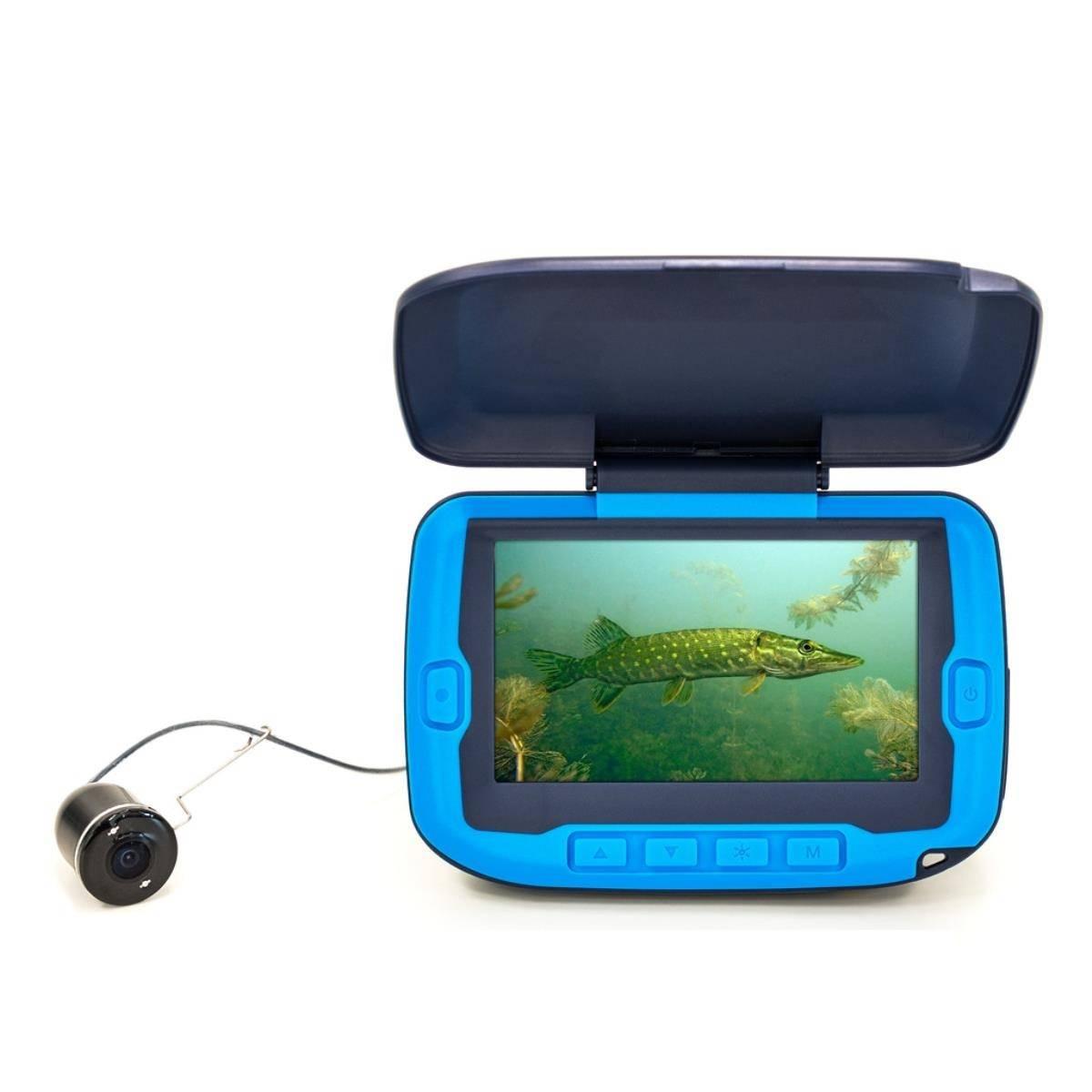 Топ-10 лучших видеокамер для зимней и летней рыбалки
