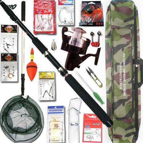 Что нужно брать с собой на ночную рыбалку? - на рыбалке!