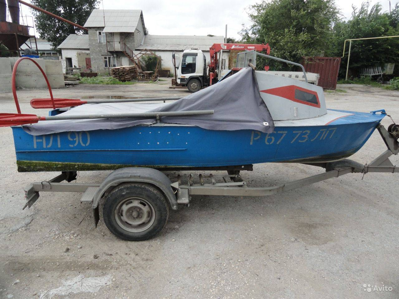 Моторные лодки » motorka.org
