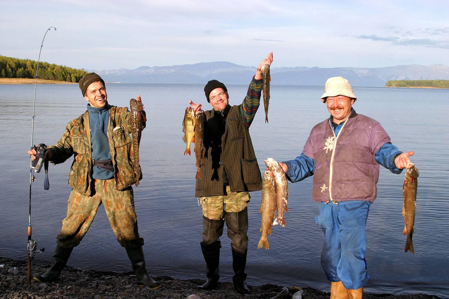 Рыбалка в мурманске и мурманской области