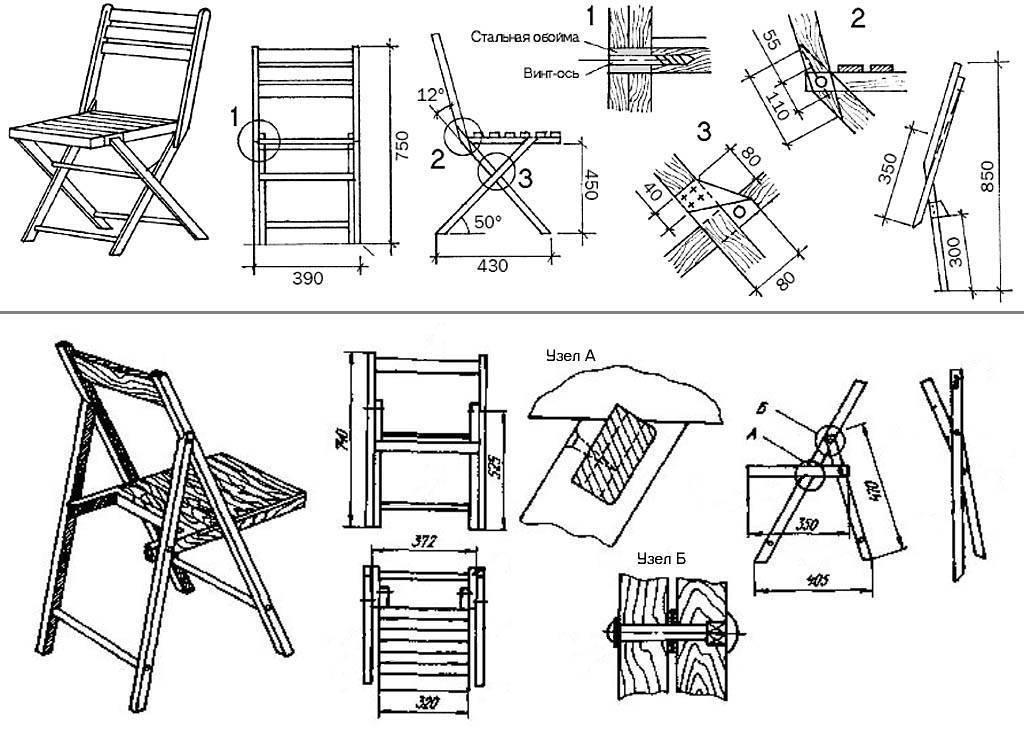 Фидерное кресло своими руками : варианты, инструкции и видео