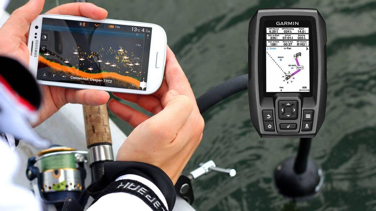 Как пользоваться эхолотом на рыбалке с лодки и с берега, правильная эксплуатация зимой