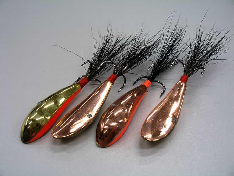 Особенности ловли судака на блесну. какую выбрать приманку?