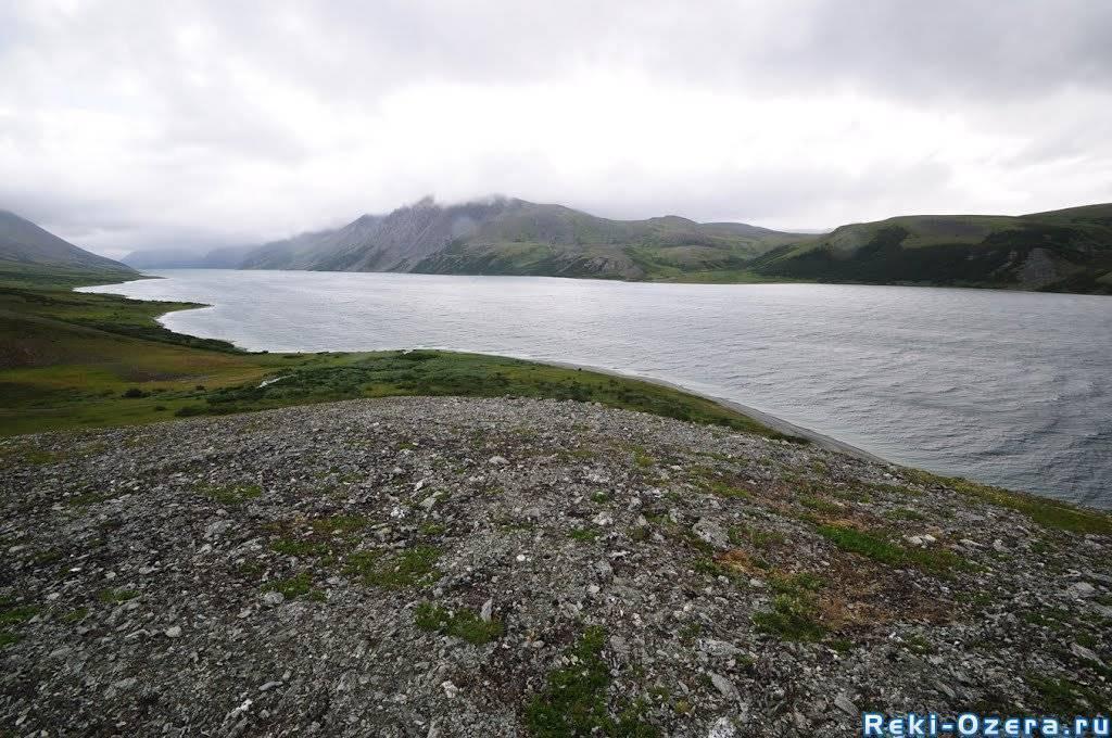 Озеро ирбитское (таушканское)