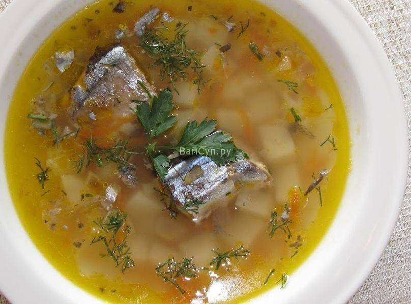 ✅ рыбный суп из консервов: вкусные рецепты с рисом, пшеном - fishyarm.ru