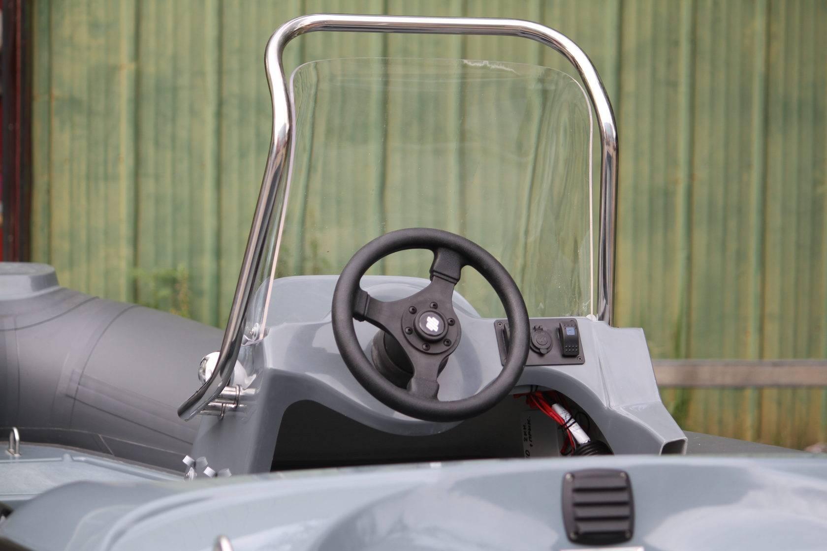 Виды рулевого управления для лодочного мотора
