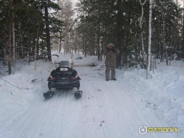 Снегоход tayga patrul 800 swt