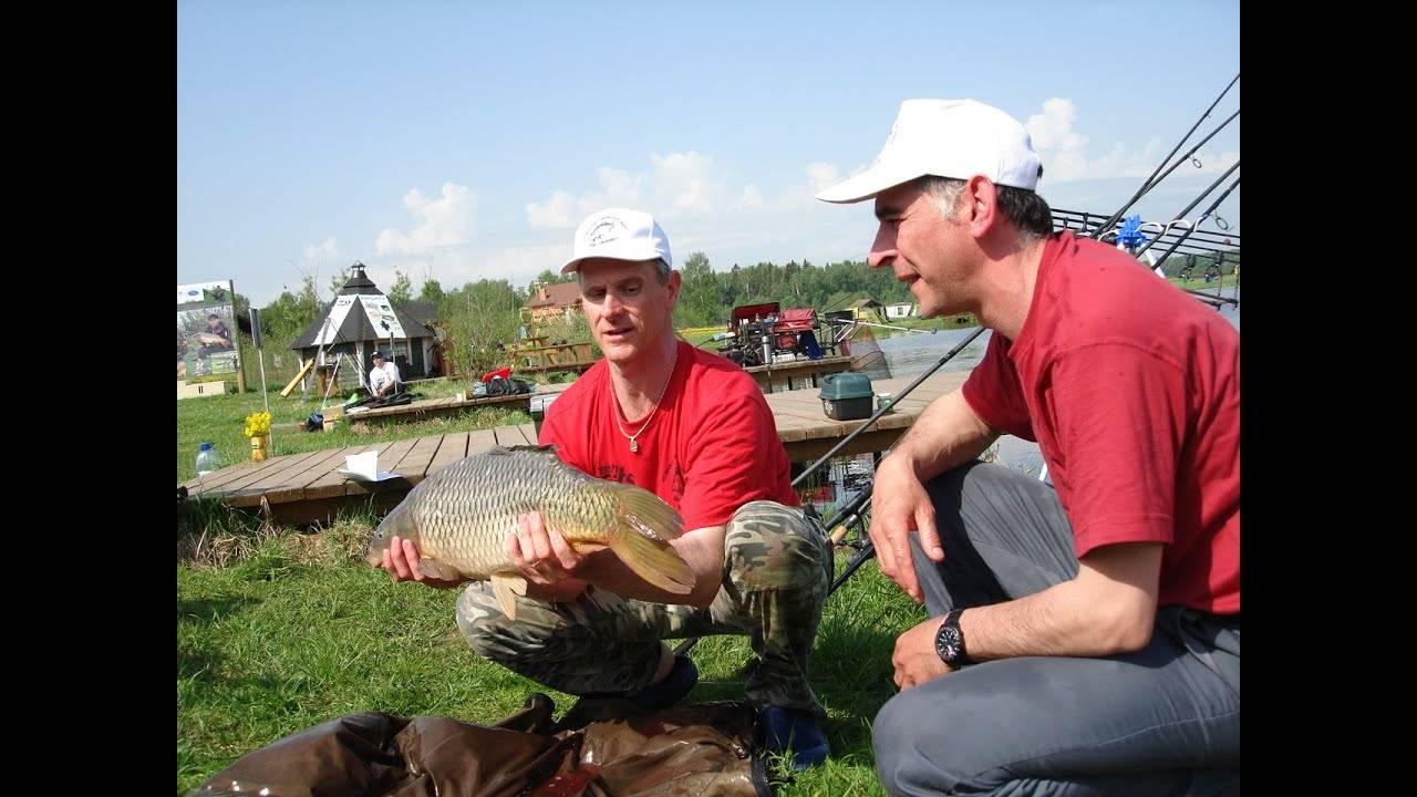 Каверино волоколамский район рыбалка