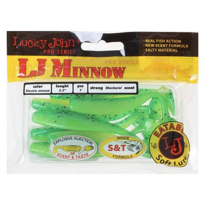 Воблеры лаки джон: популярные модели бренда lucky john, преимущества