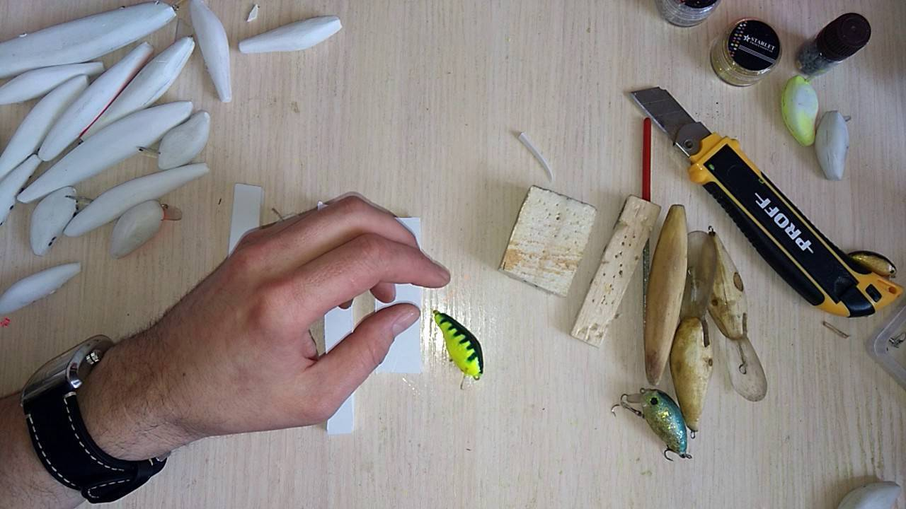Воблер своими руками: самодельные воблеры из зубной щетки и дерева. как сделать их по чертежам? покраска в домашних условиях
