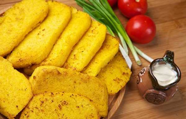Мамалыга из кукурузной муки – 3 рецепта
