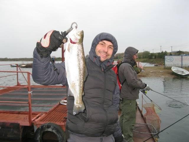 Платная рыбалка в оао бисерово