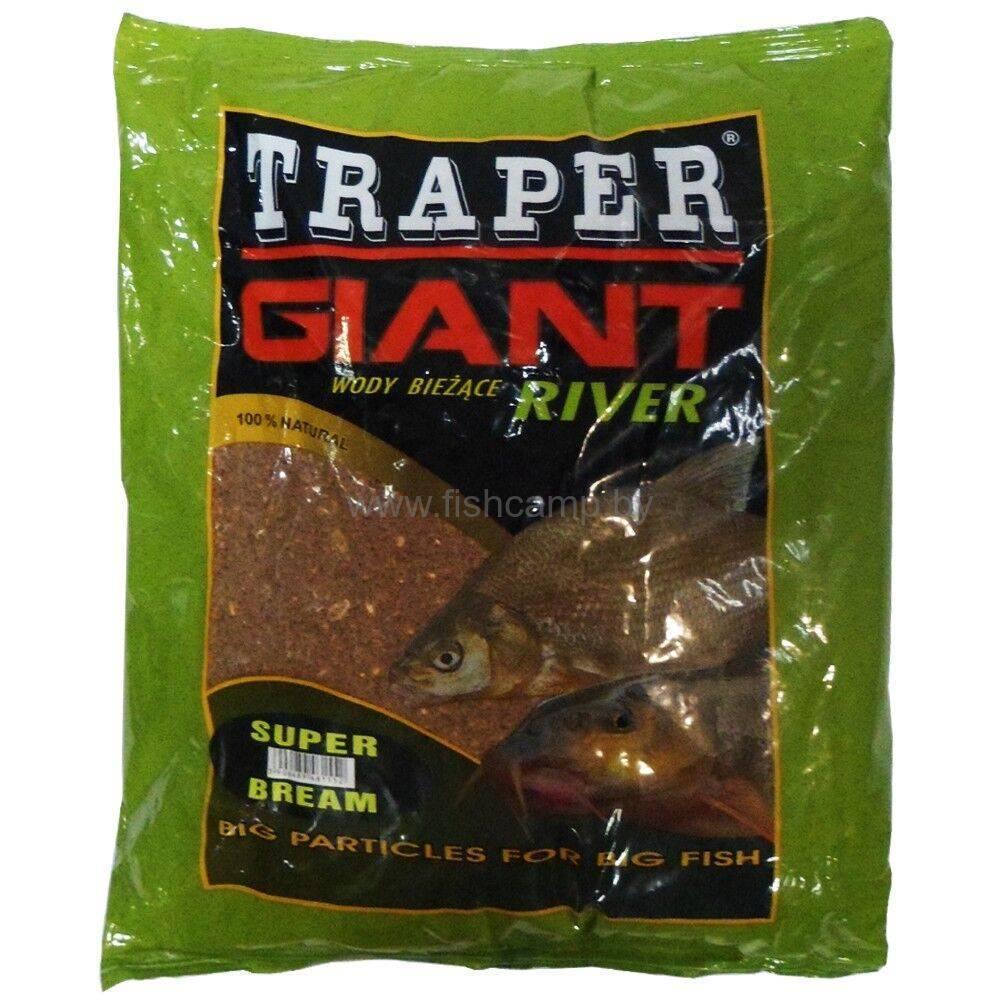Рыболовная прикормка «Траппер»