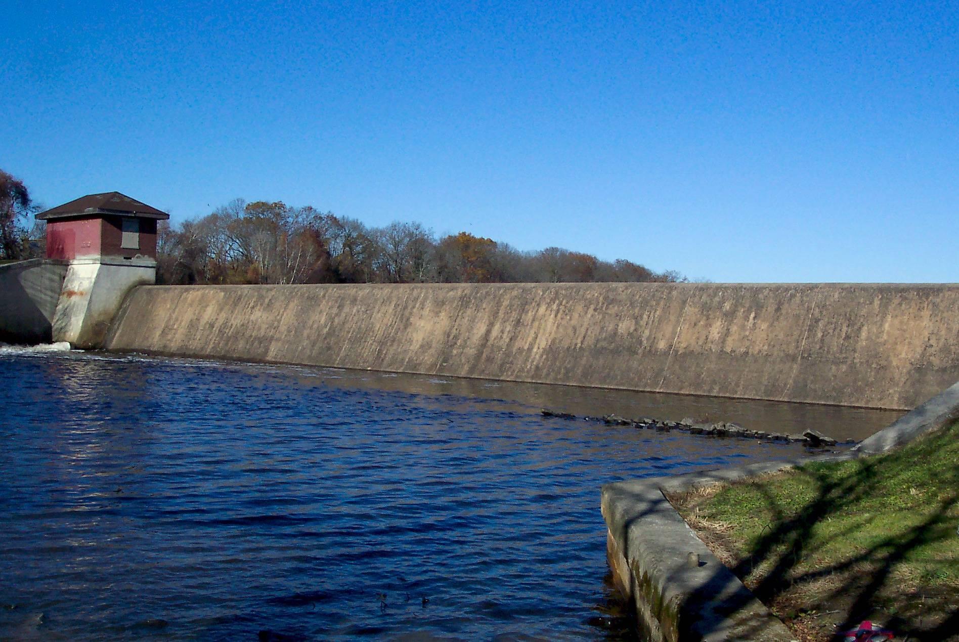 Старооскольское водохранилище — википедия