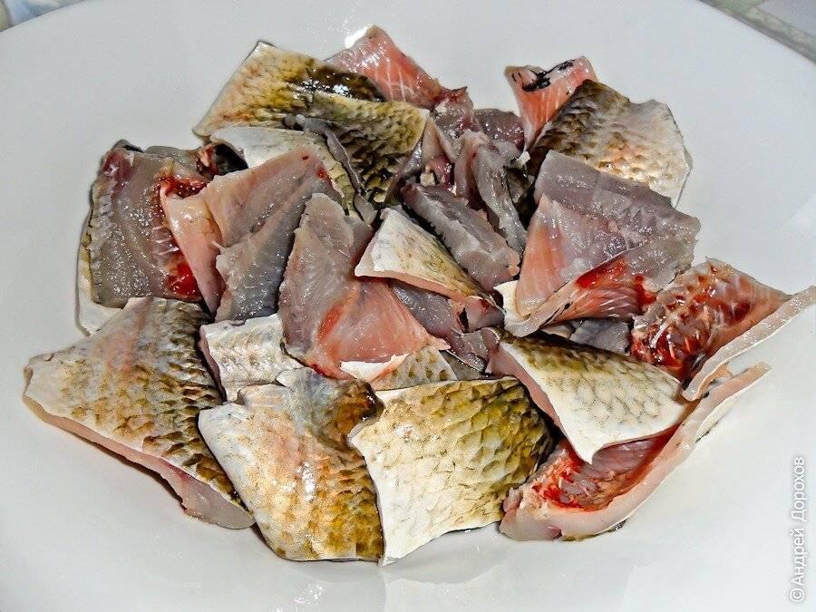 Как вкусно приготовить хе из рыбы в домашних условиях