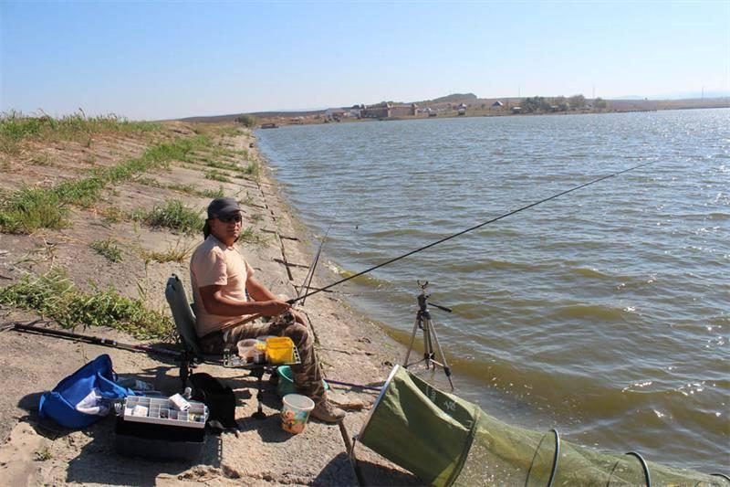 Витязевский лиман рыбалка
