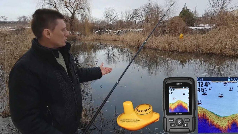 Эхолот для зимней рыбалки: принцип работы и критерии выбора