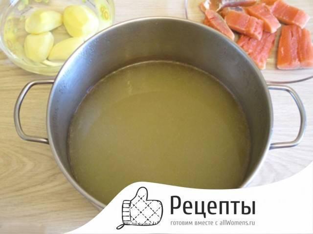 Уха (99 рецептов с фото) - рецепты с фотографиями на поварёнок.ру