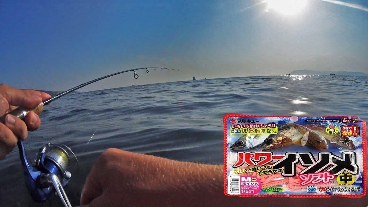 Рыбалка на черном море с берега