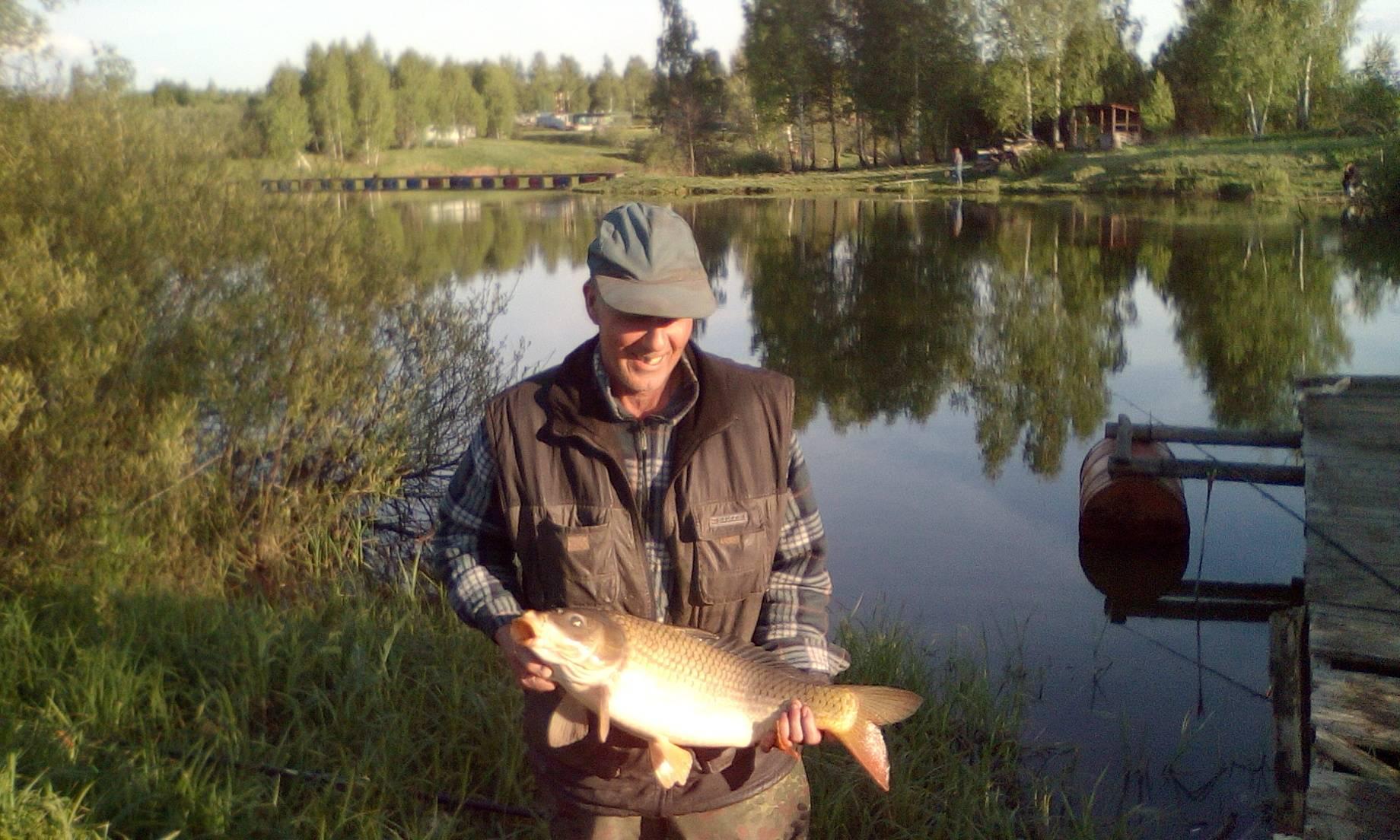 Рыбалка стрелецкий ручей