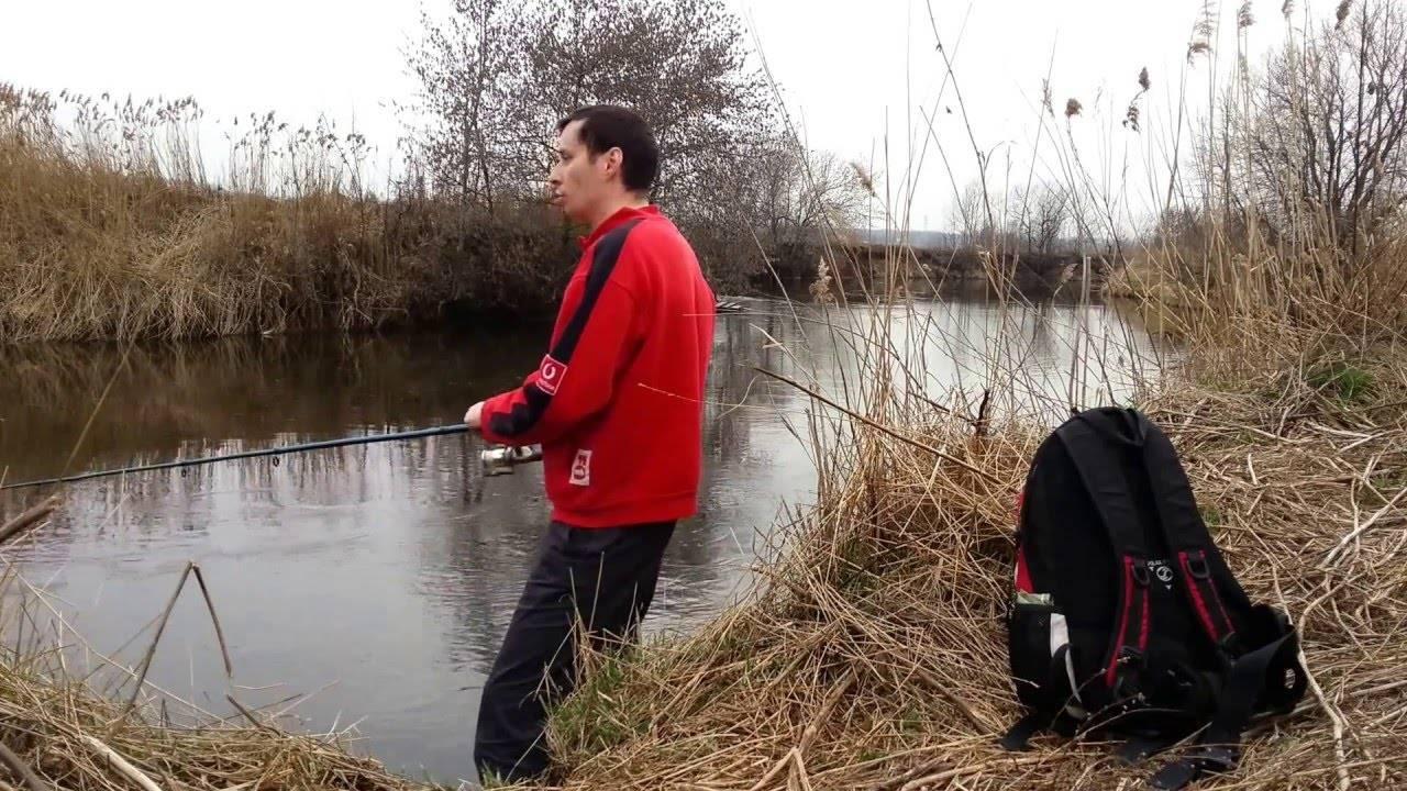 Отчет о зимней рыбалке в подмосковье