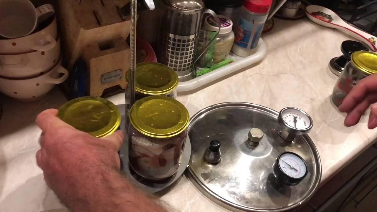 Рыба в автоклаве в домашних условиях. рецепты приготовления в томате, собственном соку, масле с овощами, луком, морковью, крупами, жидким дымом