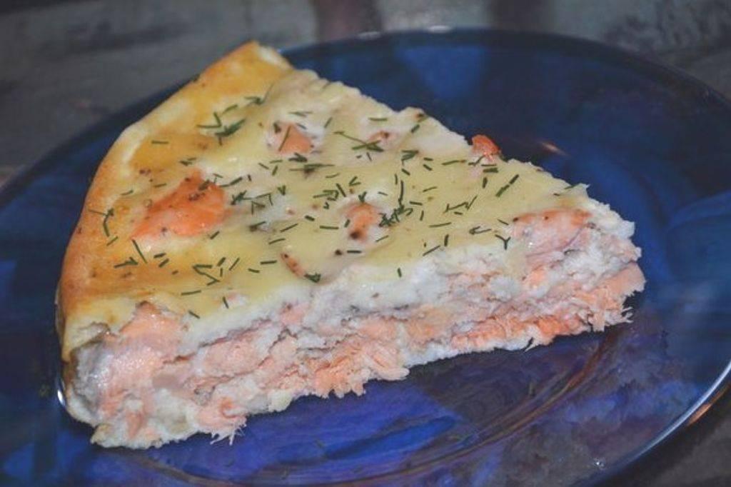 Как приготовить пирог с картошкой и рыбными консервами по пошаговому рецепту и фото