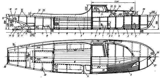Лодка сарепта: основные технические характеристики (ттх), описание, цель создания, особенности конструкции, ходовые качества и рекомендации.