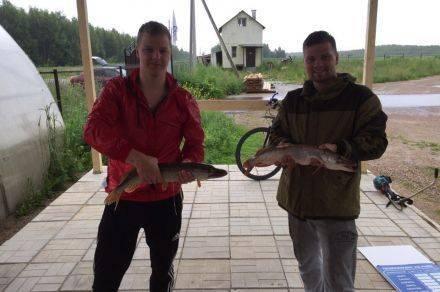 Рыбалка в бабеево ногинский район