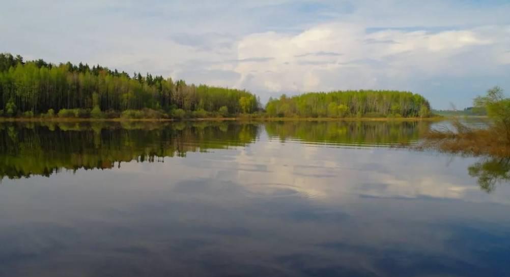 Рыбалка на озернинском водохранилище — «рыбные» места