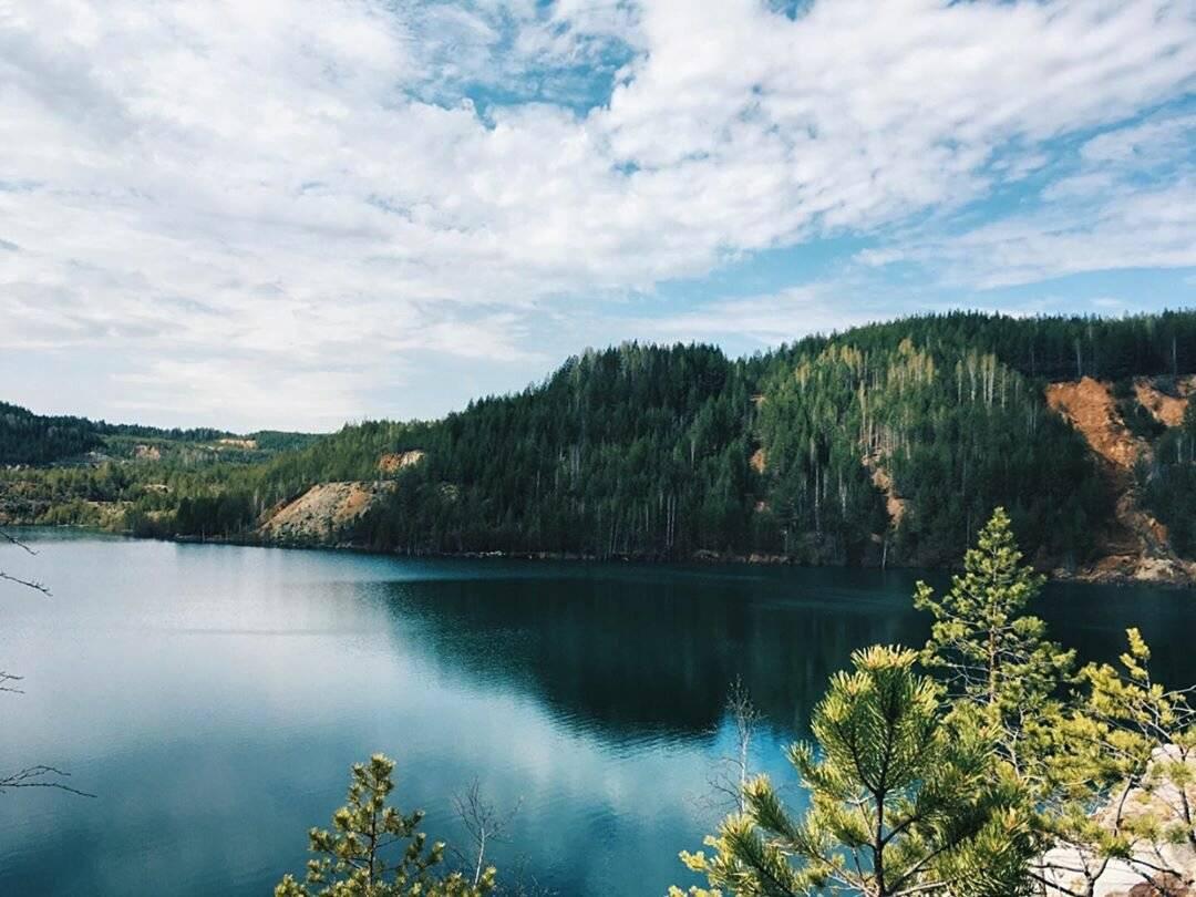 Тосна — место для рыбака